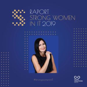 Grafika Strong Women 2019 Magdalena Firlit
