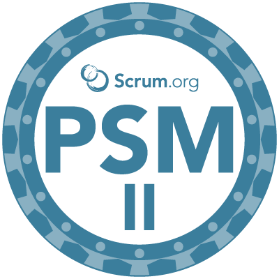 <strong>Professional Scrum Master II</strong>
