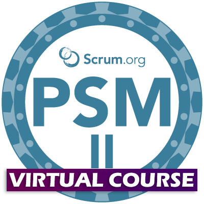 "<h1 class=""page-hero-title page-hero-title-white"">Professional Scrum Master II</h1>"