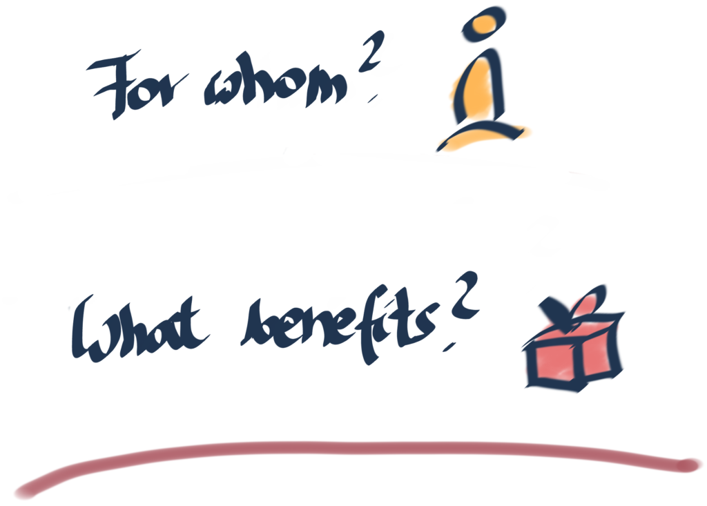 Who, benefits